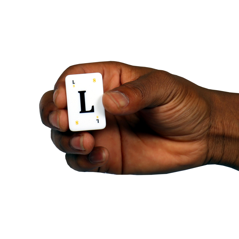 """Harry Potter Lexicon GO! tile """"L"""""""