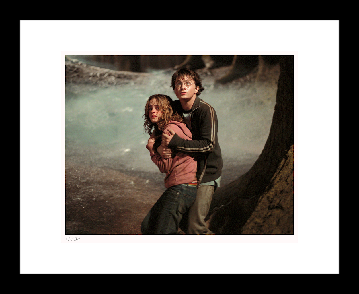 "Classic Stills ""Buckbeak Rescues Harry & Hermione"""