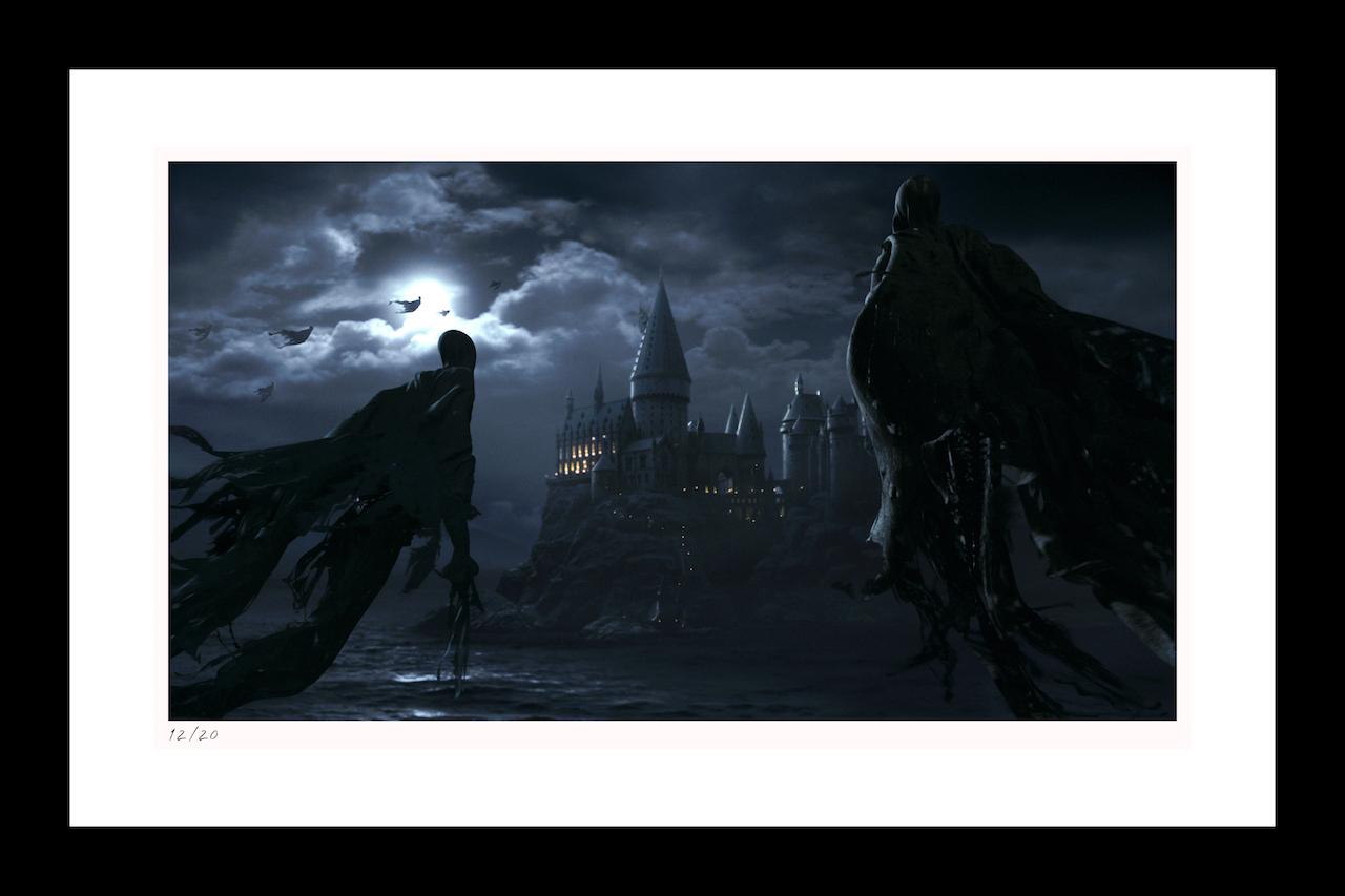 """Classic Stills """"Dementors at Hogwarts"""""""