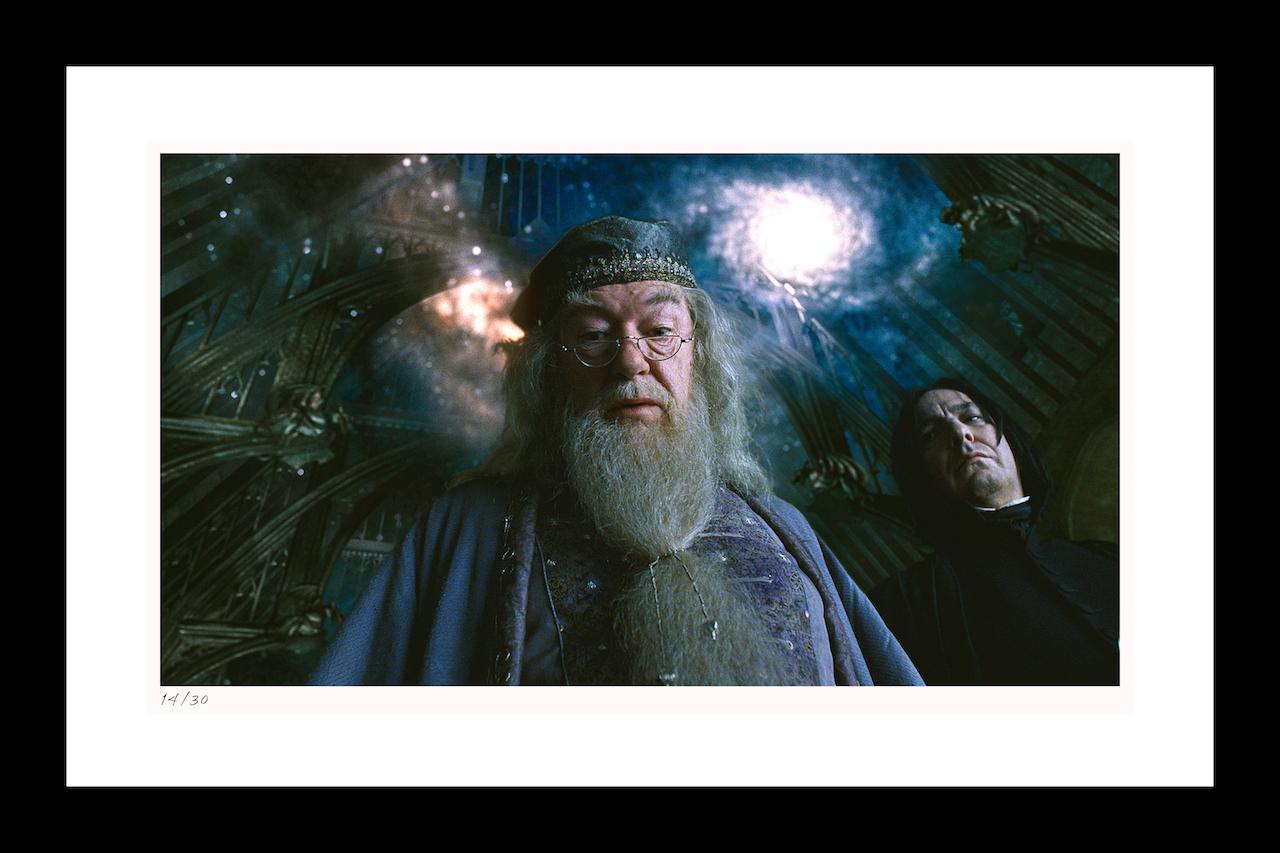 """Classic Stills """"Dumbledore & Snape"""""""