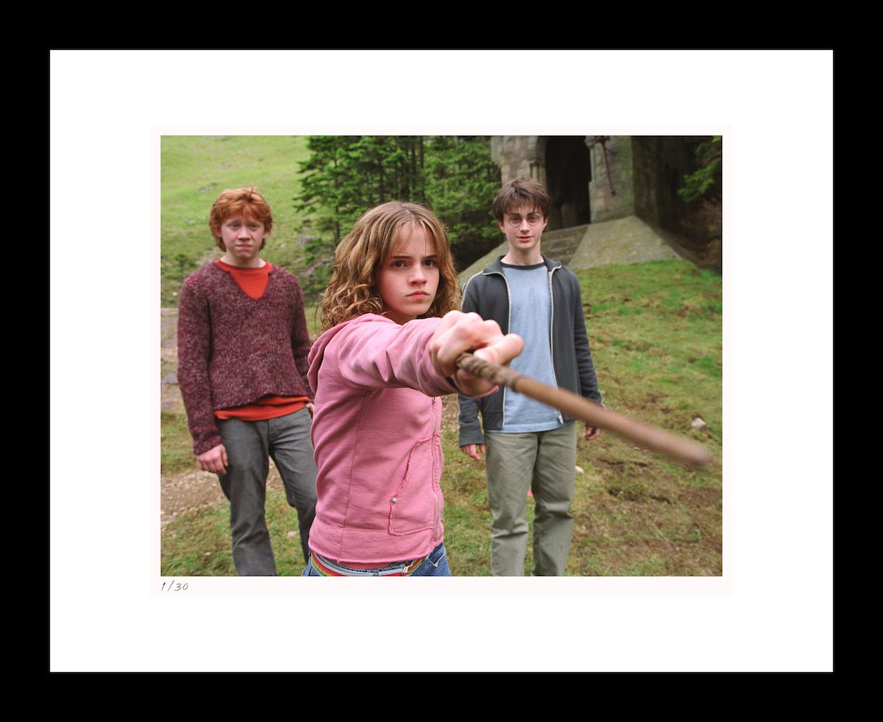 "Classic Stills ""Hermione Raises Her Wand"""