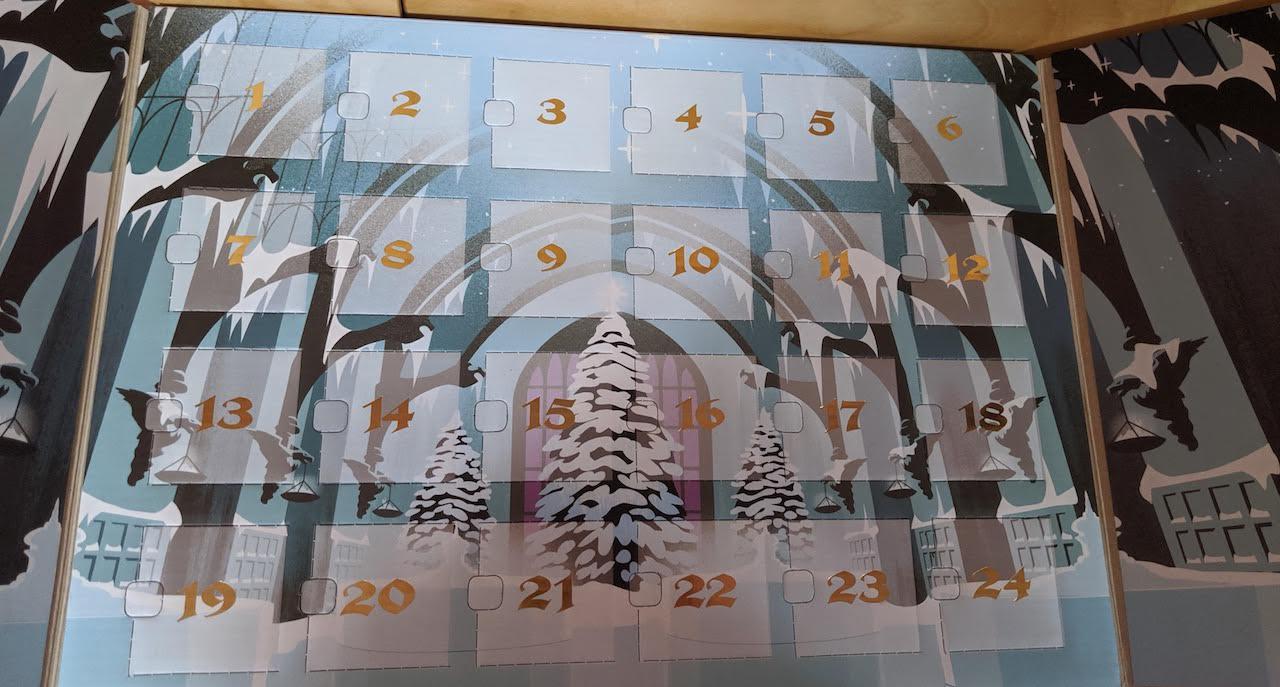 Eight3Five Advent calendar