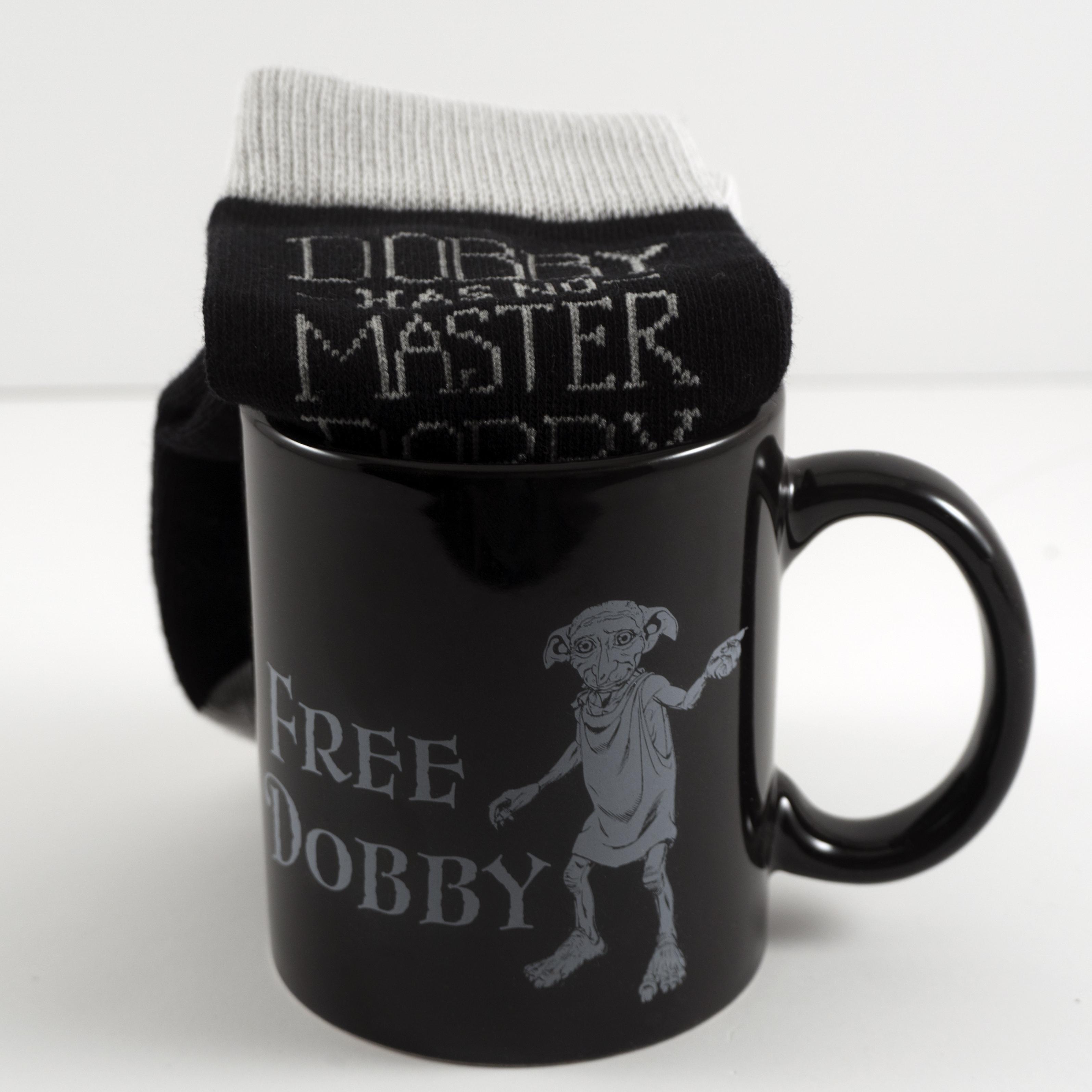 Eight3Five Dobby mug & socks