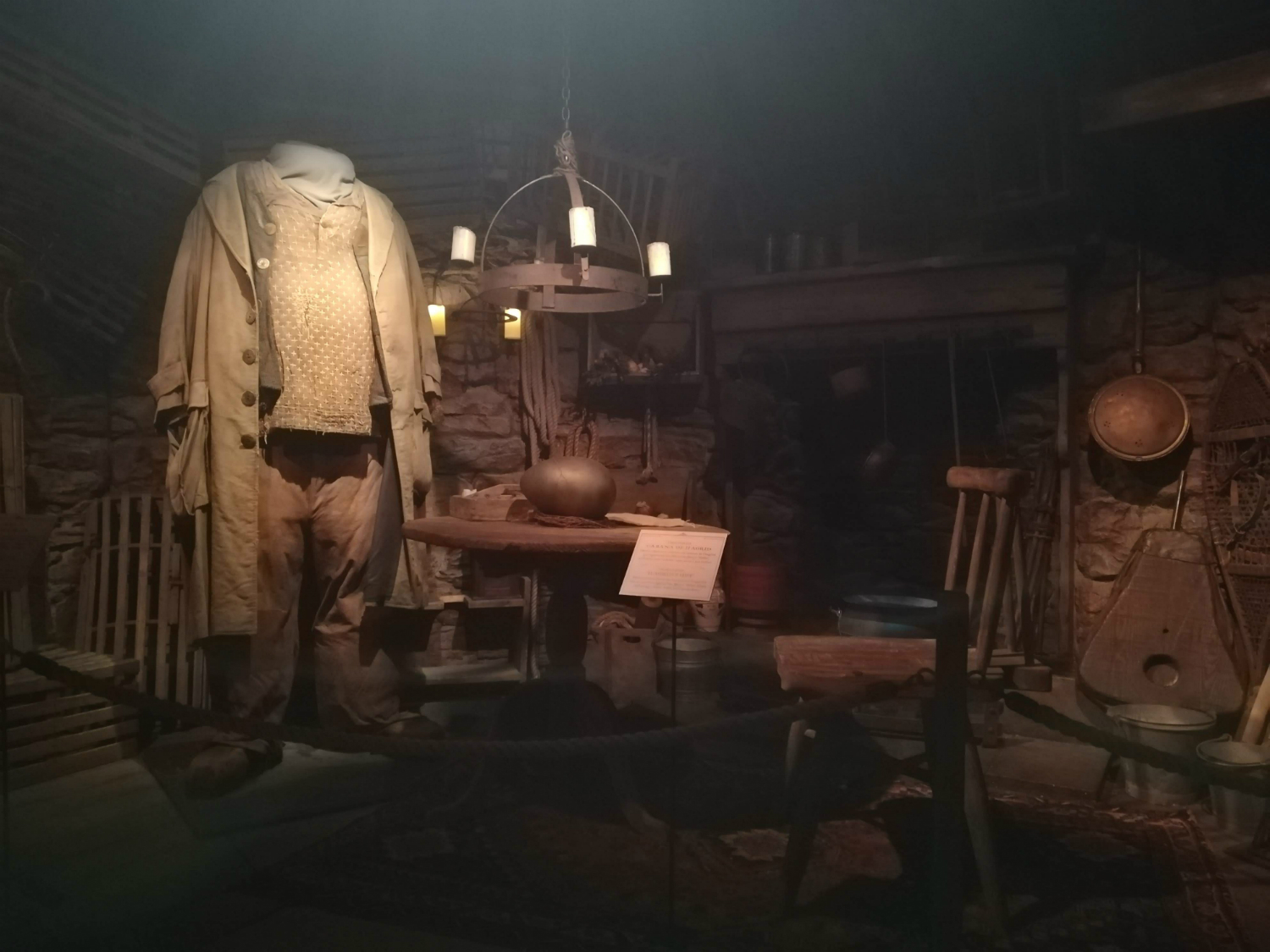 "Visit Hagrid's hut at ""Harry Potter: The Exhibition"" in Lisbon."