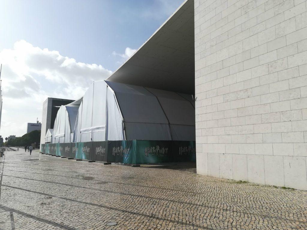 Harry Potter Exhibition Lisbon Pavilion of Portugal