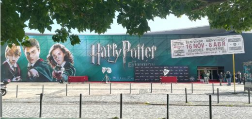 Harry Potter The Exhibition opens in Lisbon