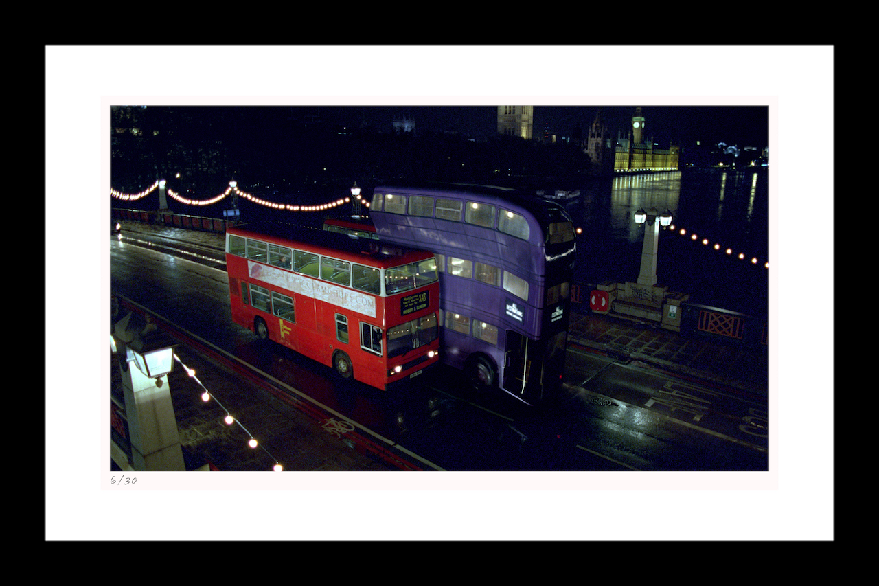 "Classic Stills ""The Knight Bus"""