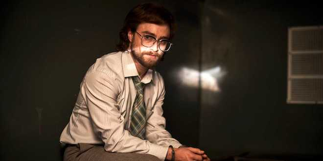 Daniel Radcliffe in Escape From Pretoria