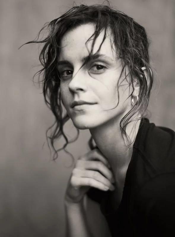 Emma Watson appears in the 2020 Pirelli Calendar.
