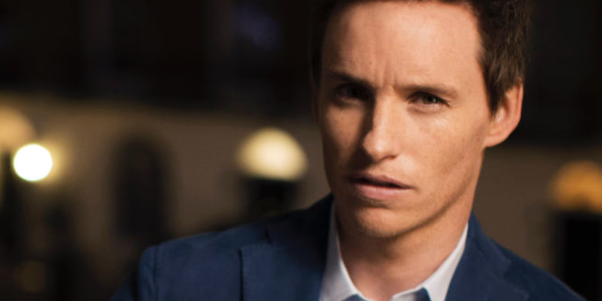 "Eddie Redmayne Feature Image To Play In Serial Killer Movie, ""The Good Nurse""."