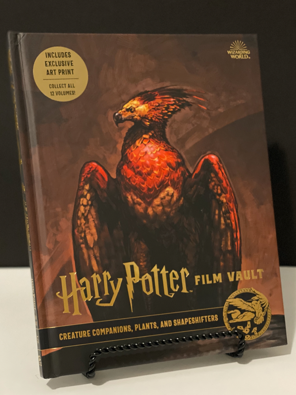 Review Harry Potter Film Vault Volumes 1 8 From Insight