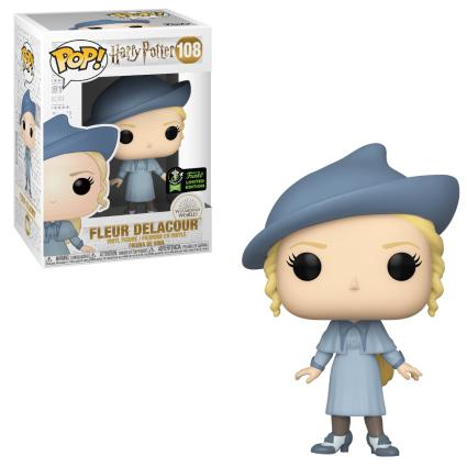 The Fleur Delacour Pop! figure sees the character dressed in her Beauxbatons uniform.
