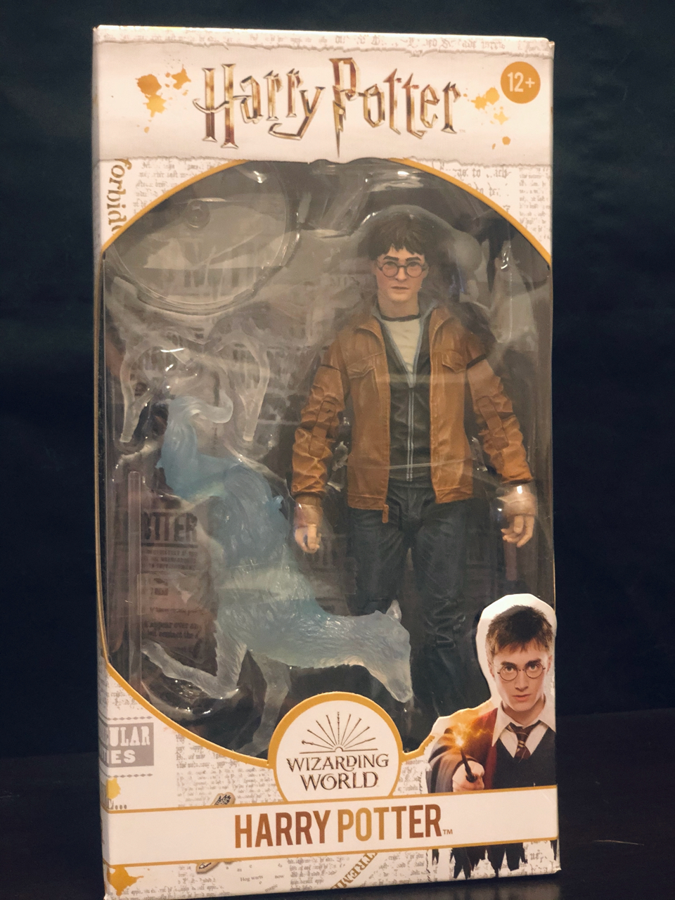 Harry Potter in the box
