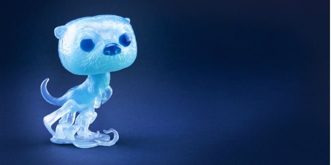 Hermione's Otter Patronus Funko Pop!