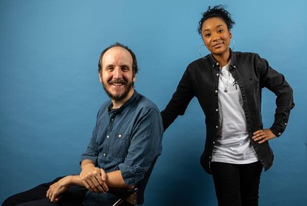 Jack Thorne is mentoring burgeoning screenwriter Sharma Walfall.