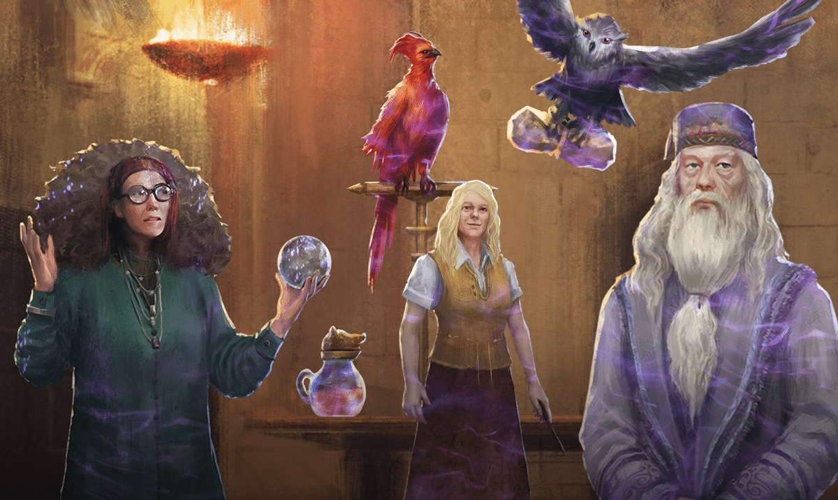 "Part One of the ""Harry Potter: Wizards Unite"" Darkest of Times Brilliant Event will feature characters and items related to Albus Dumbledore and the Second Wizarding War."