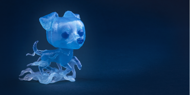 Ron's Patronus Funko Pop!