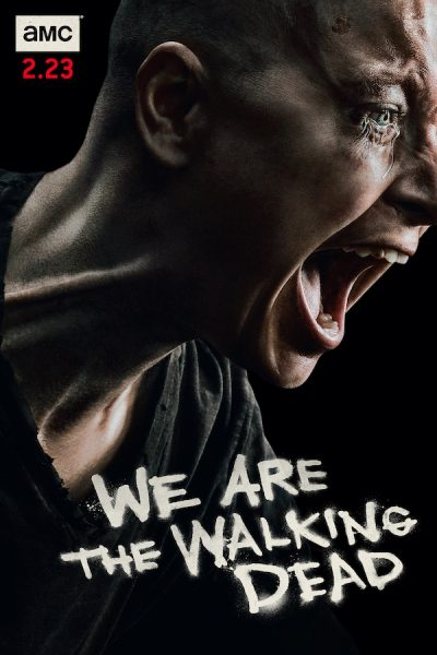 "Samantha Morton as Alpha in a new ""The Walking Dead"" character poster."