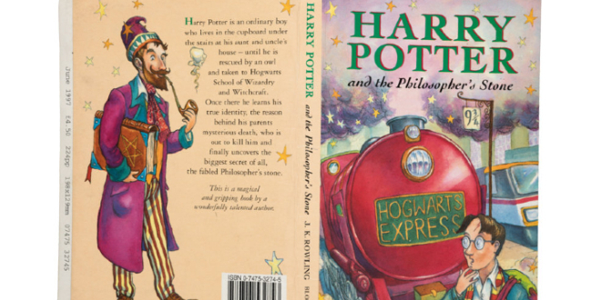 Harry Potter and the Philosopher's Stone Bloomsbury Edition