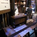 Wand-making during Wand Week 2014, WB Studio Tour