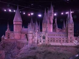 Hogwarts Castle at WB Studio Tour