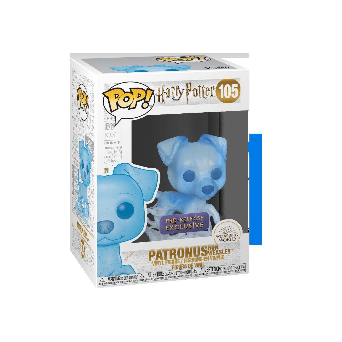 Ron's Patronus Funko Pop!