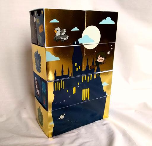 YuMe Toys Infinity Box – Hogwarts silhouette