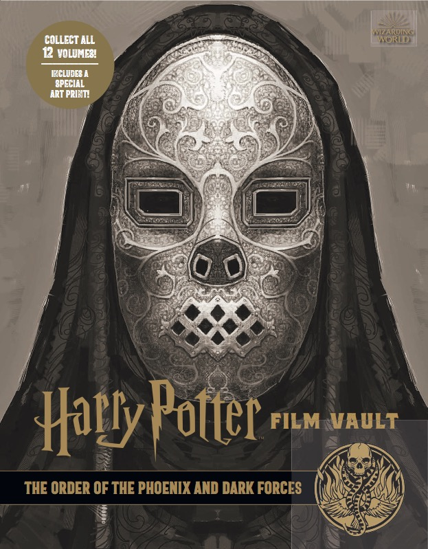"""Harry Potter"" Film Vault Series"