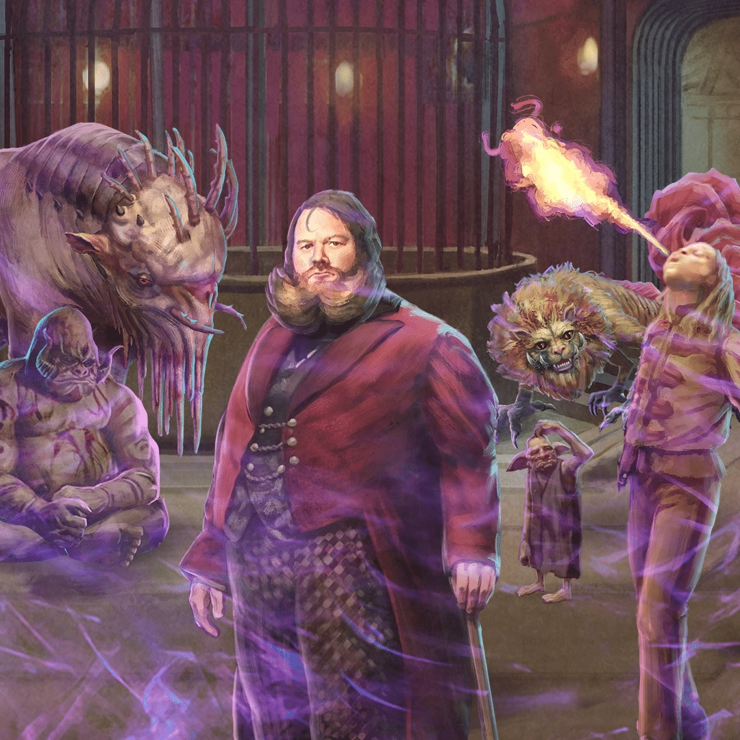 """Harry Potter: Wizards Unite"" is taking players to Circus Arcanus during this month's Brilliant Event."
