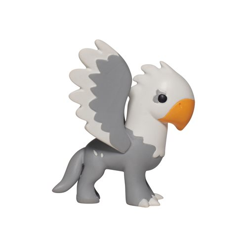 Make sure you bow before picking up this Enesco Buckbeak Charms Style Statue.