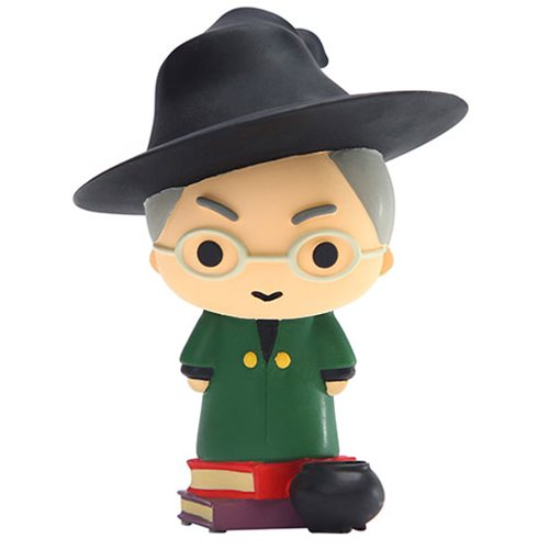 Enesco's Minerva McGonagall Charms Style Statue wants to see you in her office immediately, but don't worry – there will be biscuits.