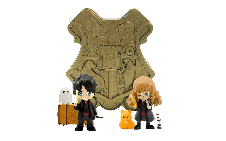 Harry Potter Magical Capsules from YuMe Toys will feature a variety of trinkets.