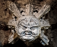Rosslyn Chapel Green Man