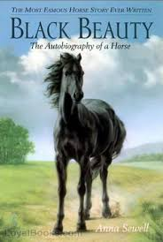 Black Beauty, one of Rowling's favorite childhood books.