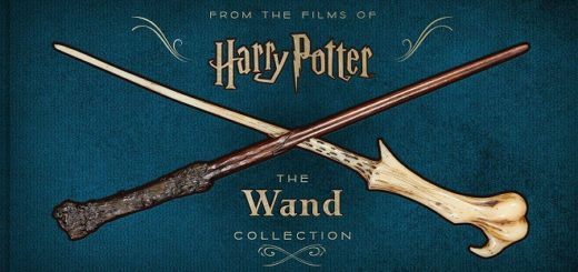 "Cover image of ""Harry Potter: The Wand Collection"""