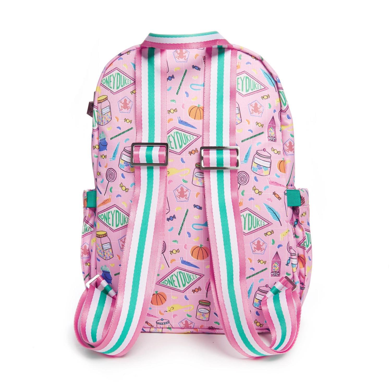 JuJuBe Honeydukes backpack straps