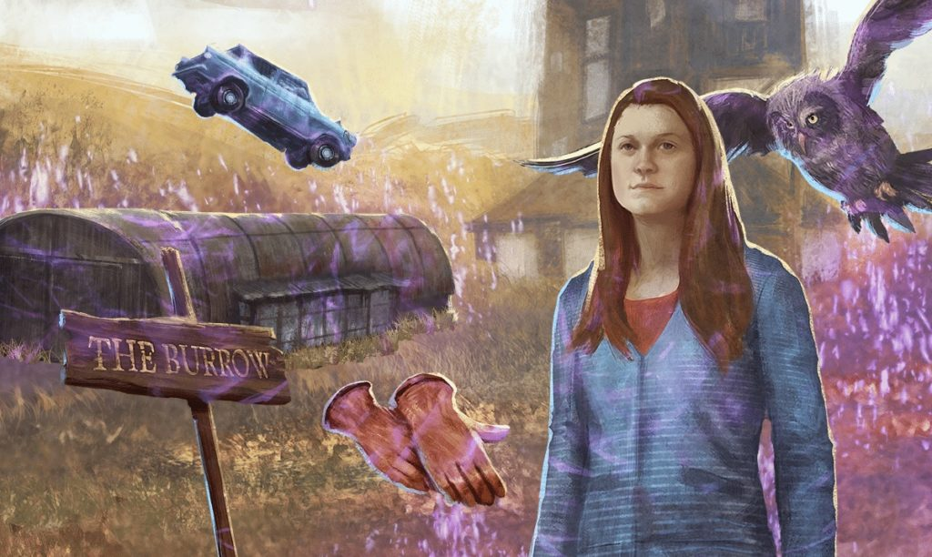 "Part 2 of the Burrow Besieged Brilliant Event in ""Harry Potter: Wizards Unite"" will feature such Foundables as Brilliant Ginny Weasley."