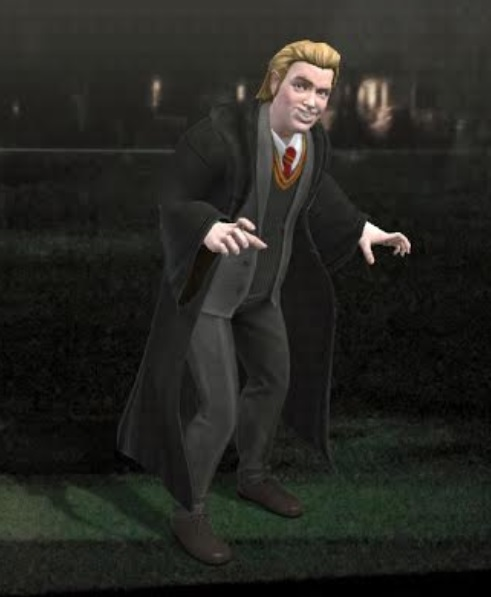 "Young Peter Pettigrew looks like the creep his is in ""Harry Potter: Wizards Unite""."
