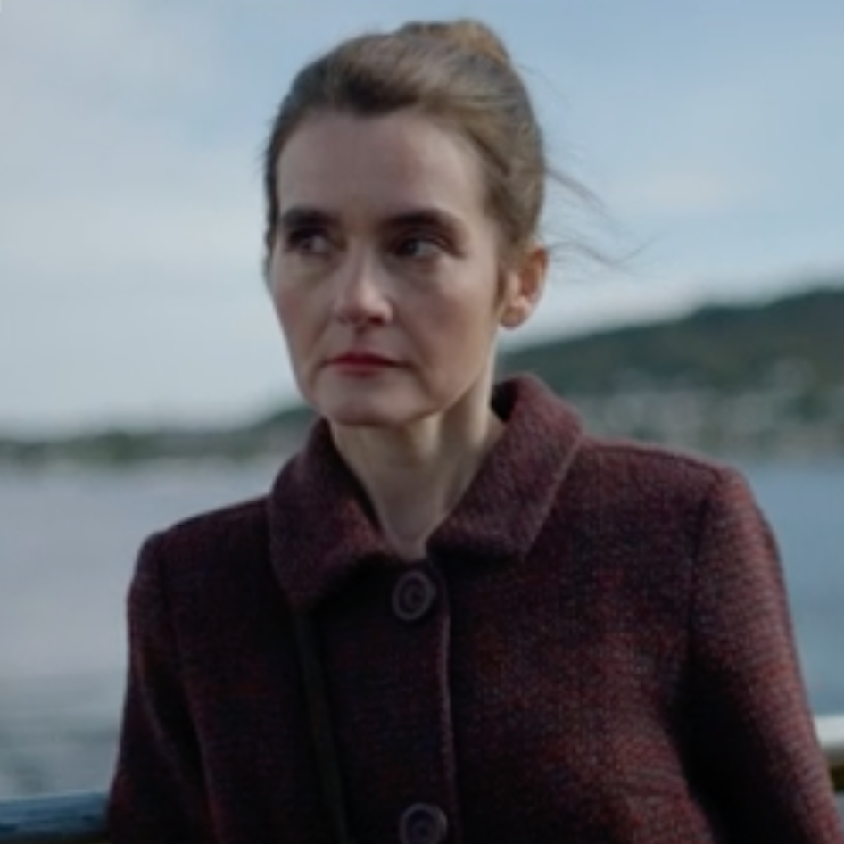"""Shirley Henderson as Siobhan in """"The Nest"""" on BBC One"""