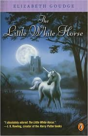 The Little White Horse, one of Rowling's favorite books, by Elizabeth Goudge