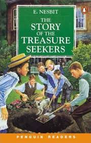 The Story of the Treasure Seekers, one of Rowling's favorite books