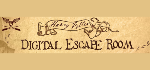 The header image for the UTS Opaleyes's Digital Escape Room is pictured.