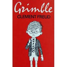 Grimble, one of Rowling's favorite books, by Clement Freud