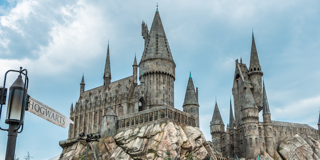 Hogwarts at Universal Orlando Resort