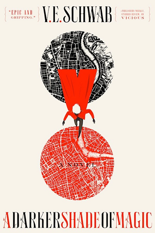 """Cover image of """"A Darker Shade of Magic"""" by V.E. Schwab"""