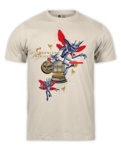 This is Loot Crate's Cornish Pixie T-shirt