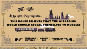 Harry Potter Debate Invite
