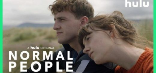 "Banner for BBC series ""Normal People"""