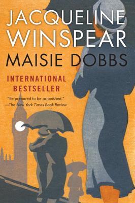 "Cover image of ""Maisie Dobbs"""