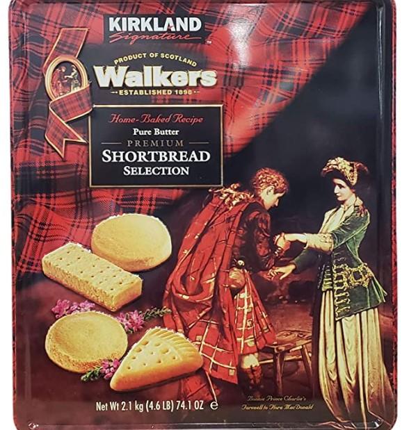 McGonagall biscuits